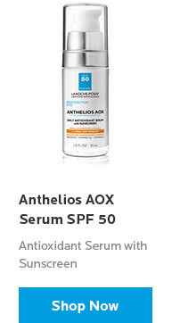 Anthelios AOX Serum SPF 50 - Antioxidant Serum with Sunscreen - Shop Now