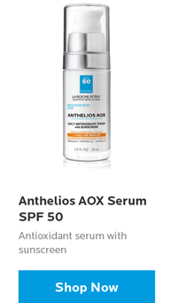 Anthelios AOX Serum SPF 50 - Antioxidant serum with sunscreen - Shop Now